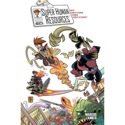 Super Human Resources Season 2 (Paperback) (Ken Marcus)