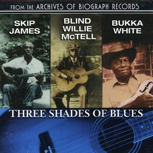 Three Shades Of Blues (Collectables) [CD]