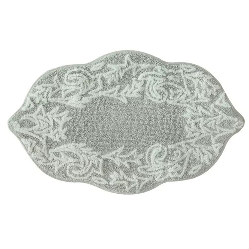 Jessica Simpson Selonia 21x34 100% cotton bath rug