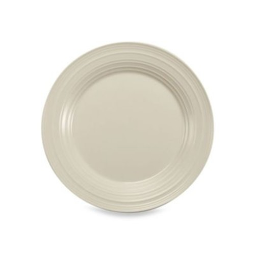 Mikasa Swirl Salad Plate in White