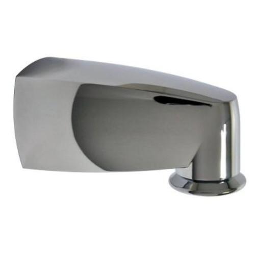 DANCO 6 in. Pull-Down Tub Spout in Chrome