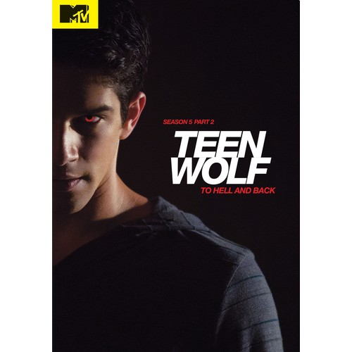 Teen Wolf: Season 5 - Part 2 [3 Discs] [DVD]