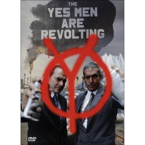 The Yes Men Are Revolting [DVD] [2014]