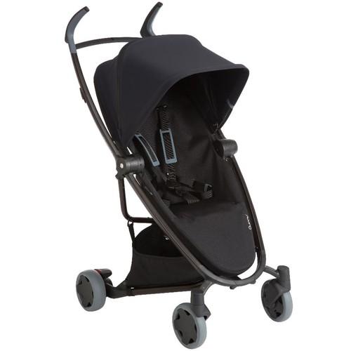 Quinny Zapp Flex Stroller - Black on Black