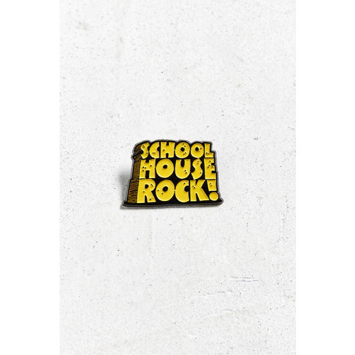 Schoolhouse Rock Pin [REGULAR]