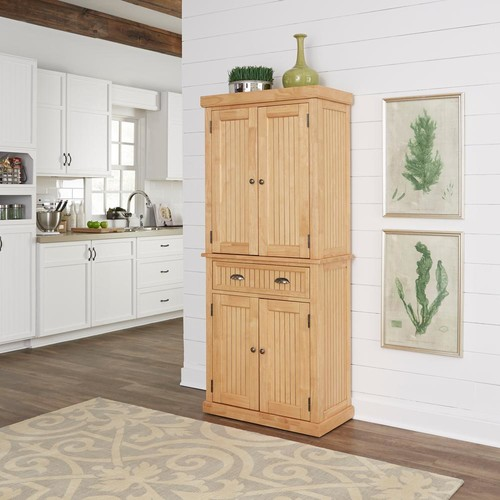 Home Styles Nantucket Maple Food Pantry