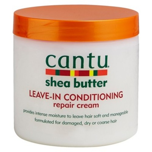 Cantu Shea Butter Leave-In Conditioning Repair Cream, 16 Ounce [16 Ounce]