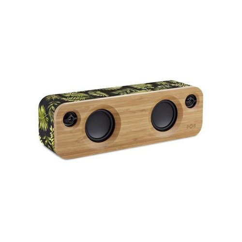 House of Marley EM-JA013-PM Get Together Mini BT Portable Audio System, Palm