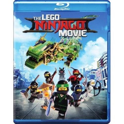LEGO Ninjago Movie (Blu-Ray + DVD + Digital)