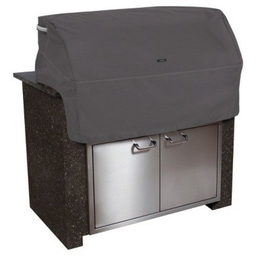 Ravenna Built In Grill Top Cover - Dark Taupe - Classic Accessories