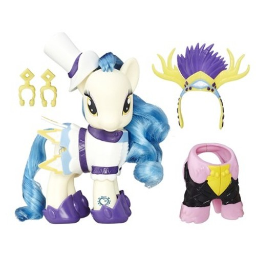 My Little Pony Friendship is Magic Explore Equestria Fashion Style Playset - Sapphire Shores