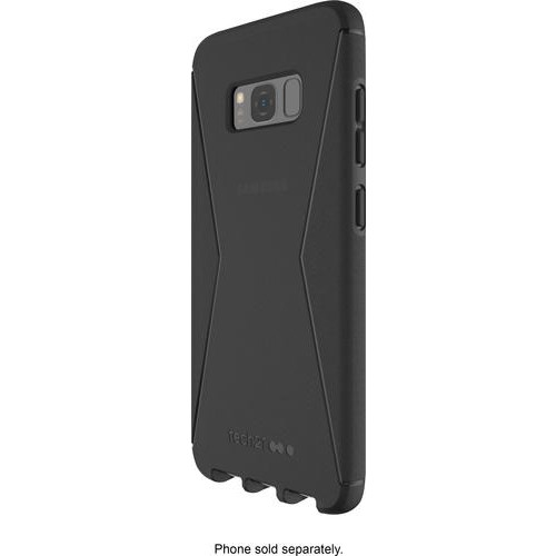 Tech21 - Evo Tactical Case for Samsung Galaxy S8 - Black