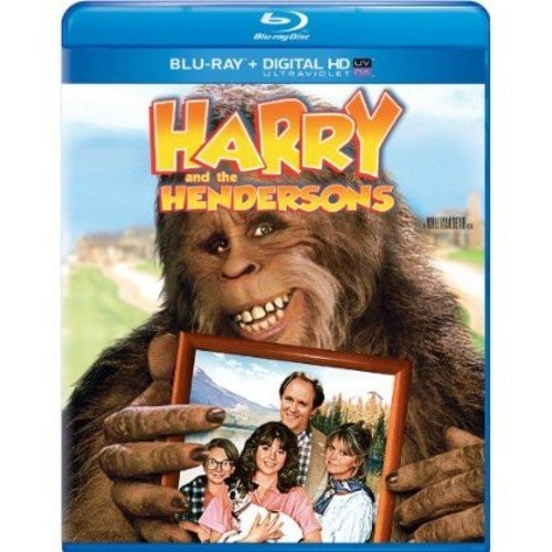 Harry and the Hendersons (Blu-ray + Digital Copy)