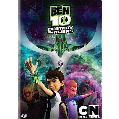 Ben 10-Destroy All Aliens