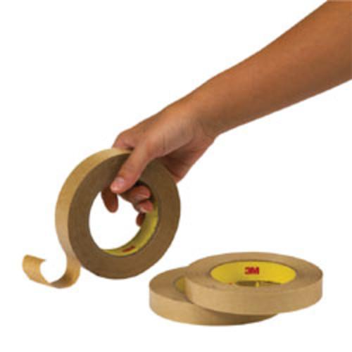 3M 465 Adhesive Transfer Tape Hand Dispensed Roll, 1