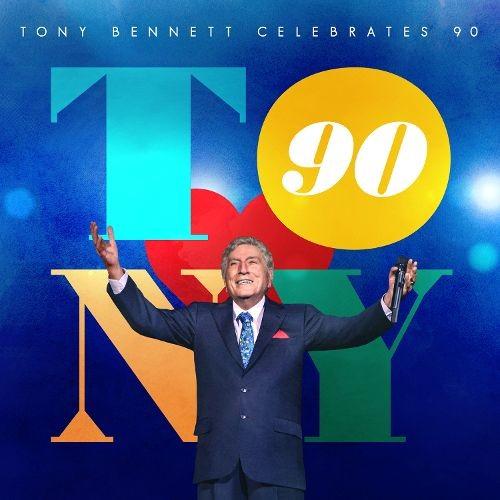 Tony Bennett Celebrates 90 [CD]