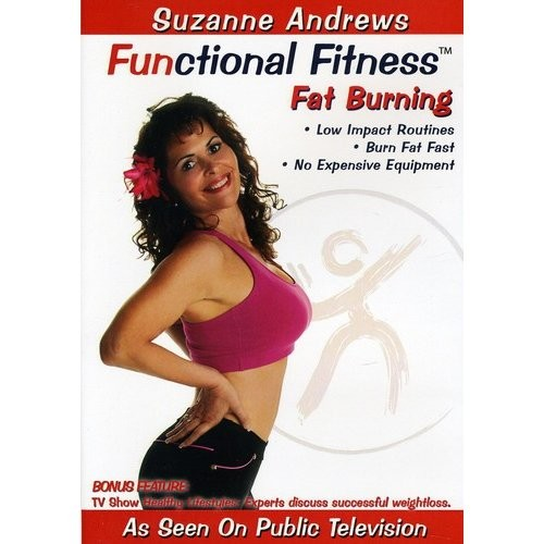 Suzanne Andrews: Functional Fitness - Fat Burning (DVD) (Enhanced Widescreen for 16x9 TV) (Eng)