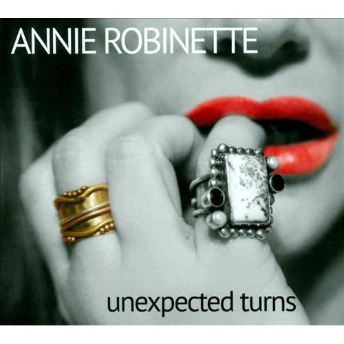Unexpected Turns [CD]