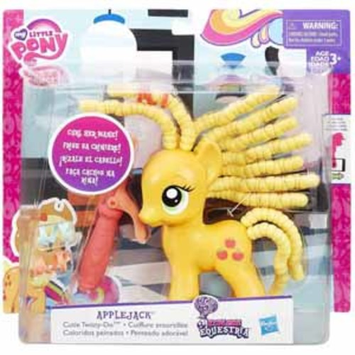 Hasbro My Little Pony Friendship is Magic Cutie Twisty-Do Applejack Figure