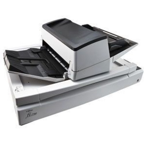 Fujitsu fi-7700 Sheetfed/Flatbed Scanner, 600 dpi Optical