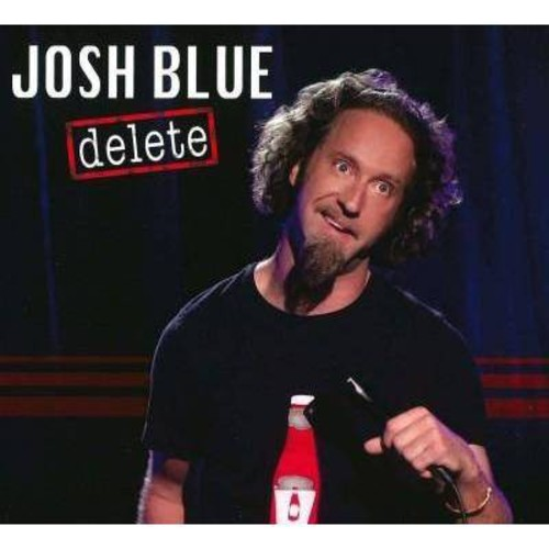 Josh blue - Delete (CD)