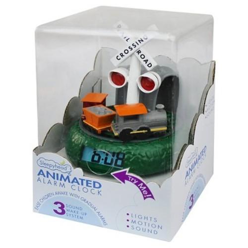 Sleepyhead Train Alarm Clock - PlayMonster