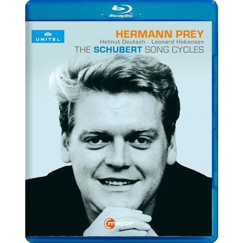 The Schubert Song Cycles [Video] [Blu-Ray Disc]