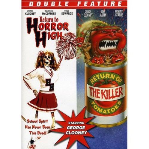 Return to Horror High/Return of the Killer Tomatoes