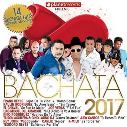 Various - Bachata 2017 (CD)