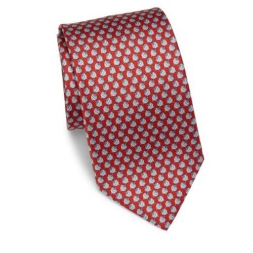 SALVATORE FERRAGAMO Driedel Silk Tie