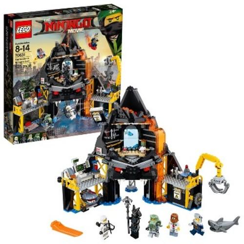 LEGO Ninjago Garmadon's Volcano Lair 70631