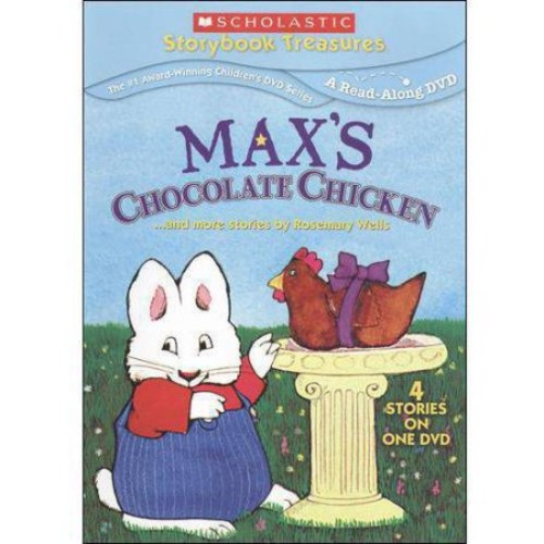 Max's Chocolate Chicken... and More Stories by Rosemary Wells [DVD]
