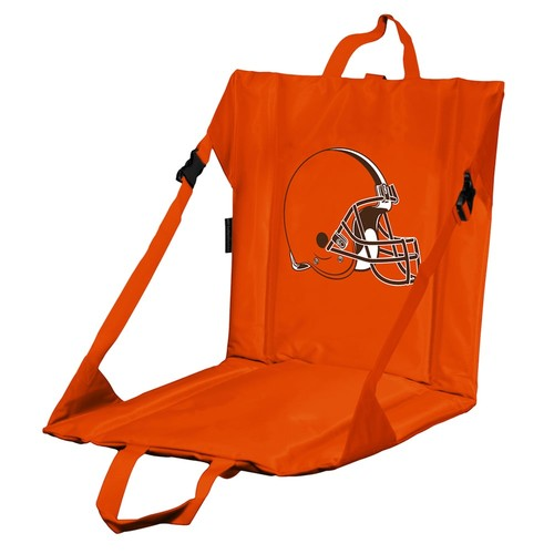 Logo Brands Cleveland Browns Folding Stadium Seat
