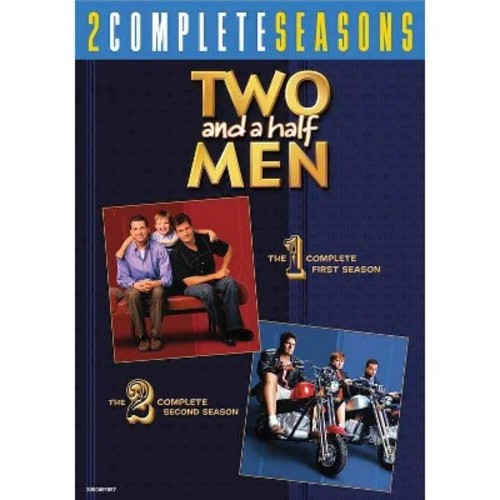 Two and a half men:Comp seasons 1-2 (DVD)