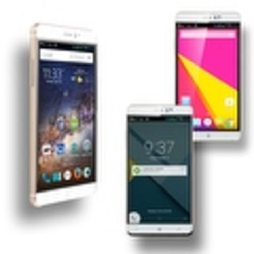 Indigi M8 Factory Unlocked 3G GSM+WCDMA 6.0inch HD Display Android 5.1 Lollipop Dual-Core Dual-Sim SmartPhone (Gold) - G