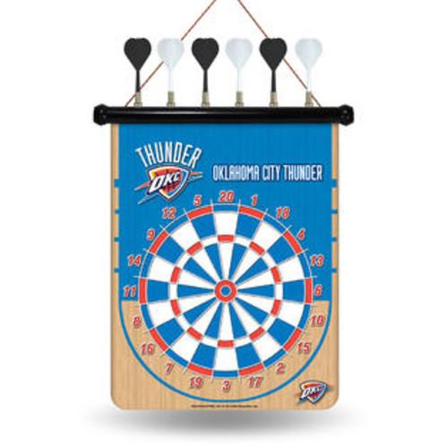 Rico Oklahoma City Thunder Nba Magnetic Dart Board