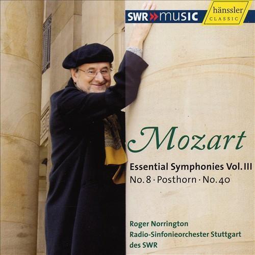 Mozart: Symphonies Nos. 8 & 40; Symphony after the