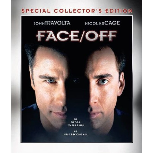 Face/Off [Blu-ray] [1997]