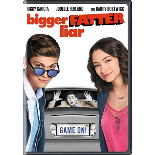 Bigger Fatter Liar [DVD]