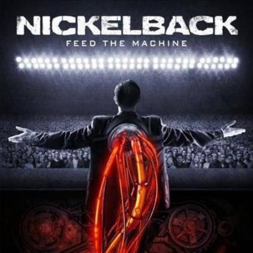 Nickelback - Feed The Machine (Vinyl)