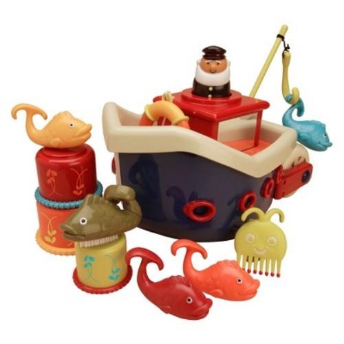 B. Fish & Splish Boat