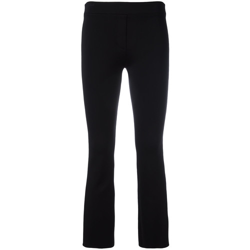 HELMUT LANG Slim-Fit Cropped Trousers