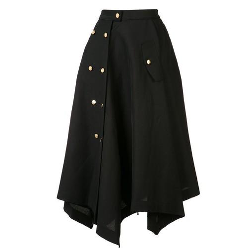 LOEWE Buttoned Skirt
