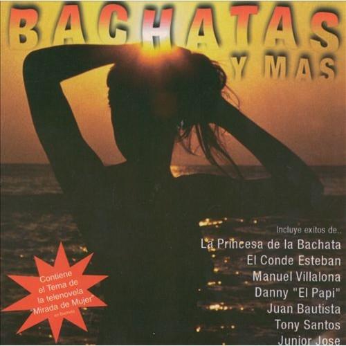 Bachata Y Mas [CD]
