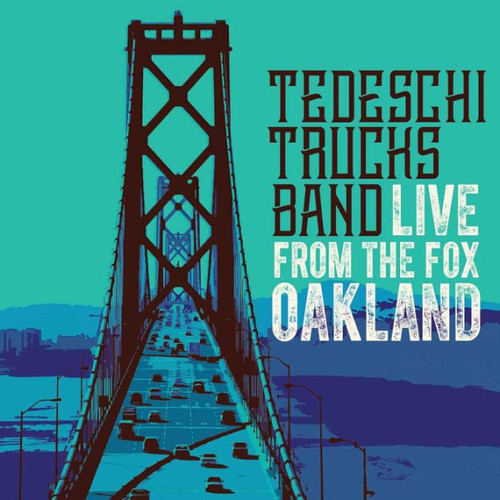 Live from the Fox Oakland [CD/DVD]