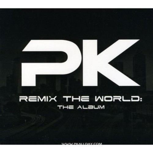 Remix the World: The Album [CD]