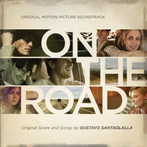 On The Road (Ost) CD (2012)