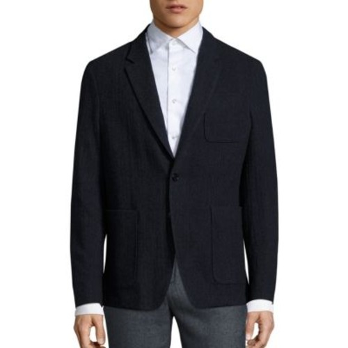 BURBERRY Martwell Unstructured Wool Blazer