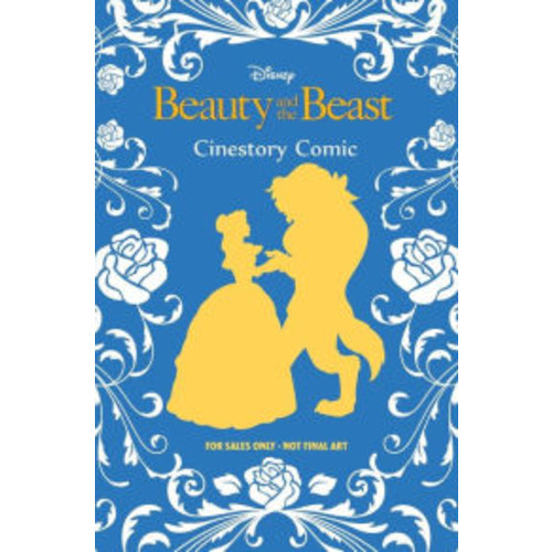Disney Beauty and the Beast Cinestory Comic: Collector's Edition