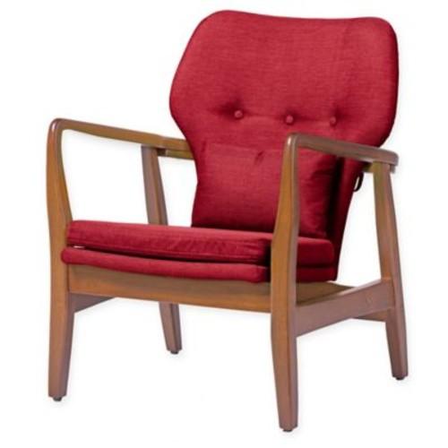 Baxton Studio Rundell Accent Chair